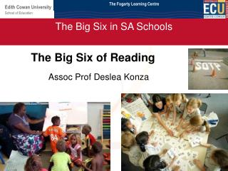 The Big Six of Reading
