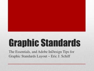 Graphic Standards