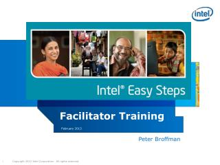 Facilitator Training