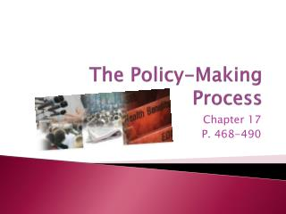 The Policy-Making Process
