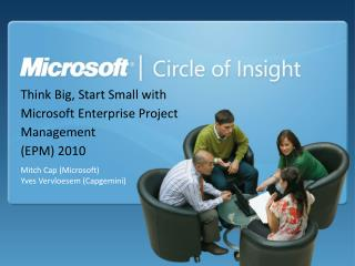 Think Big, Start Small with Microsoft Enterprise Project  Management  (EPM) 2010