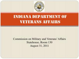 Indiana Department of Veterans Affairs