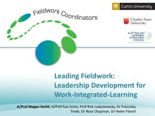 Leading Fieldwork: Leadership Development for Work-Integrated-Learning