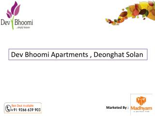 Dev Bhoomi Solan