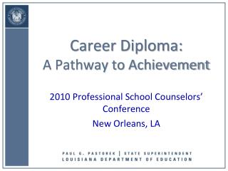 Career Diploma: A Pathway to Achievement