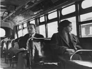 Montgomery Bus Boycott December 1955