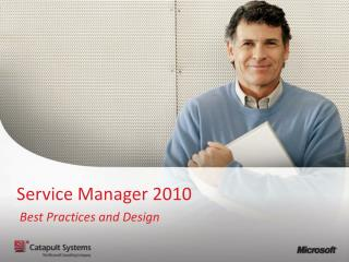 Service Manager 2010