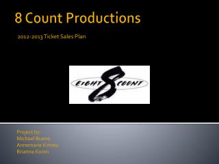 8 Count Productions