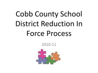 Cobb County School District Reduction In Force Process