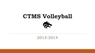 CTMS Volleyball