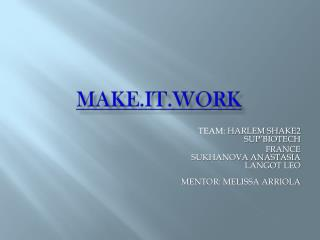 Make.it.WORK