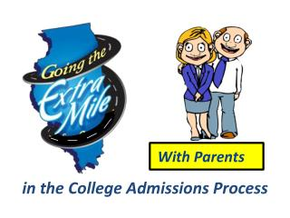 in the College Admissions Process