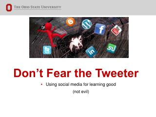 Don't Fear the Tweeter