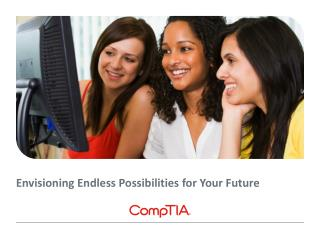 Envisioning  Endless Possibilities  for  Your  Future