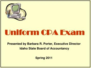 Uniform CPA Exam
