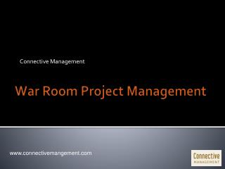War Room Project Management