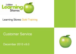 Learning Stores  Gold Training