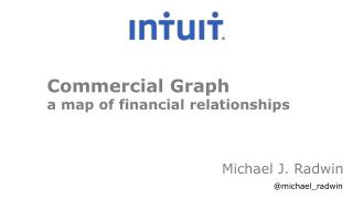 Commercial Graph a map of financial relationships