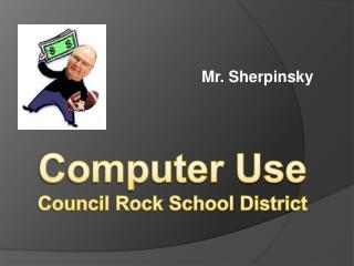 Mr. Sherpinsky