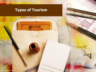 Types of Tourism