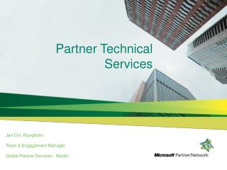 Partner Technical Services