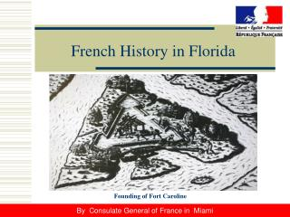 French History in Florida