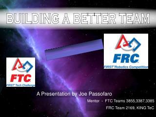 building a better team