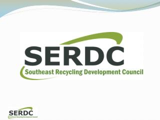 Eleven states united to develop and promote sustainable recycling programs.  Together we can boost recycling in the Sou