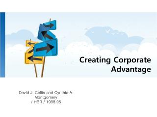 Creating Corporate Advantage