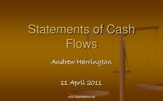 Statements of Cash Flows