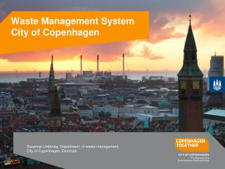 Waste Management System City of Copenhagen