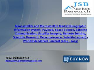 JSB Market Research:Nanosatellite and Microsatellite Markeet