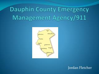 Dauphin County Emergency Management Agency/911