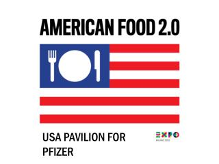 USA PAVILION FOR PFIZER