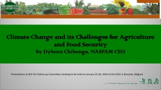 climate change impacts on indian agriculture