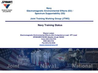 Navy Training Status