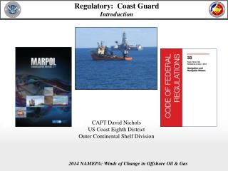Regulatory:  Coast Guard Introduction