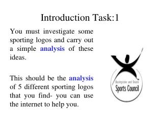 Introduction Task:1