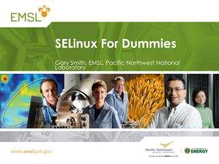 SELinux For Dummies