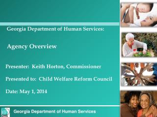Georgia Department of Human Services: Agency Overview