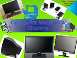 Computer Monitors & Displays