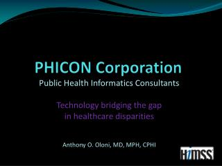 PHICON Corporation