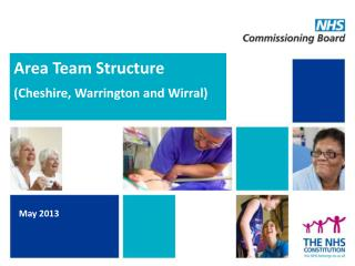 Area Team Structure (Cheshire, Warrington and Wirral)