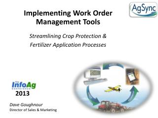 Implementing Work  Order  Management Tools