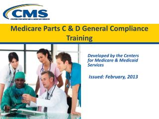 Medicare Parts C & D General Compliance Training