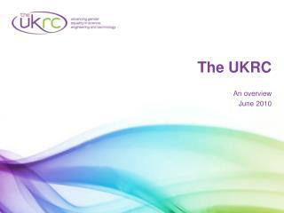The UKRC