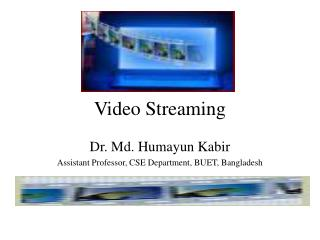 Video Streaming: Issues and Opportunities