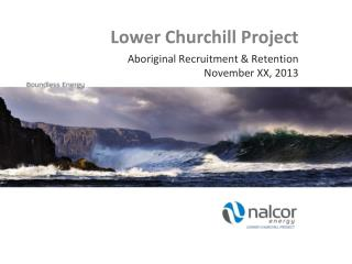 Lower Churchill Project