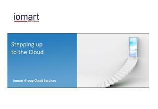 iomart Group Cloud Services