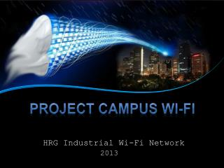 PROJECT CAMPUS WI-FI